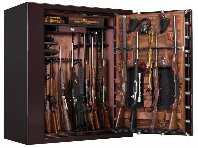 Вибір і конструктивні особливості збройових сейфів
