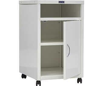 Купить шкаф медицинский одностворчатый металлический